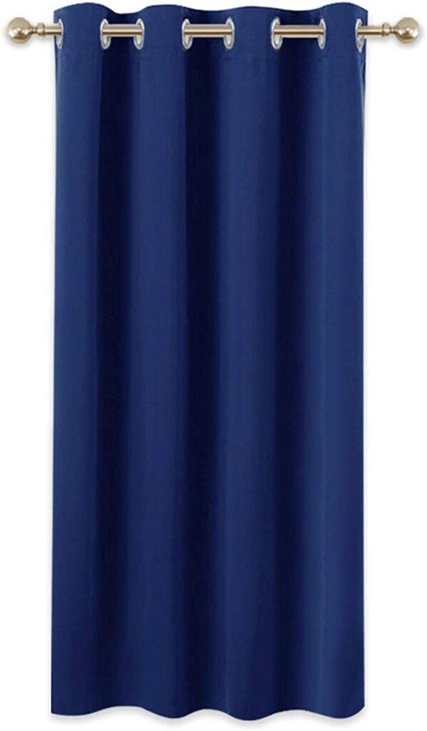 Cortinas-azules-dormitorio